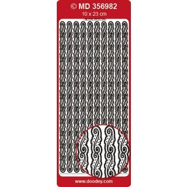 Sticker Bordüren