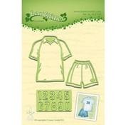 Leane Creatief - Lea'bilities und By Lene stampi di taglio: sportivo + figure