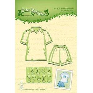 Leane Creatief - Lea'bilities und By Lene matrices de coupe: Sportswear + chiffres
