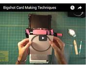 diverses techniques: Carte avec le modèle