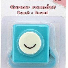 Punch: corner round