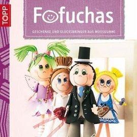 FOFUCHA A5 libro: doni e portafortuna fatto di gommapiuma
