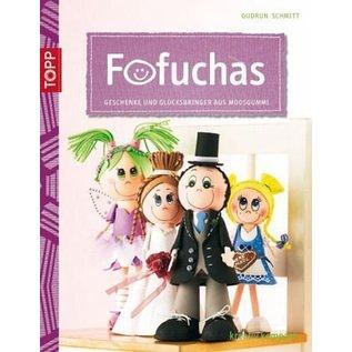 FOFUCHA A5 boek: geschenken en gelukkige charmes van schuimrubber