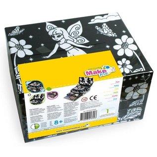 Kinder Bastelsets / Kids Craft Kits Craft Kit for Kids, Artbox vlinder.