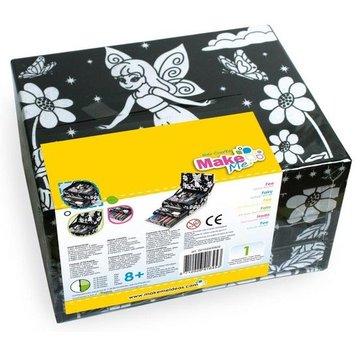 Kinder Bastelsets / Kids Craft Kits Craft Kit for Kids, Artbox butterfly.