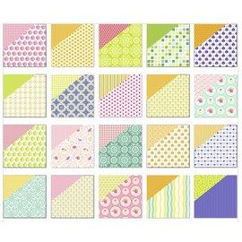 "Karten und Scrapbooking Papier, Papier blöcke Papier Scrapbook, ""Lotta 2 '"