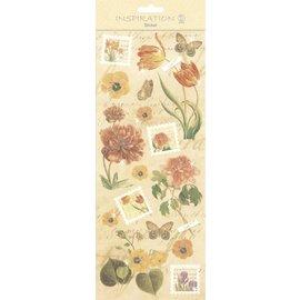 KARTEN und Zubehör / Cards Autocollants: pour la fabrication de cartes, des embellissements, etc., des conceptions différentes