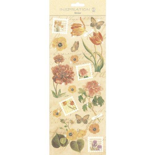 KARTEN und Zubehör / Cards Stickers: voor kaarten maken, versieringen, enz., Verschillende ontwerpen