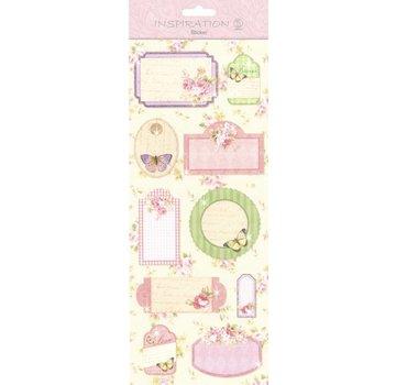 Gorjuss / Santoro Stickers: for card making, decoration etc., various motives, No. 08