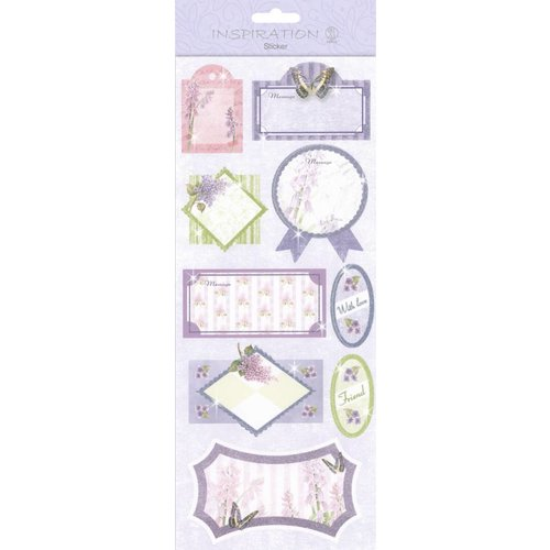 Sticker Stickers: for card making, decoration, etc., different designs