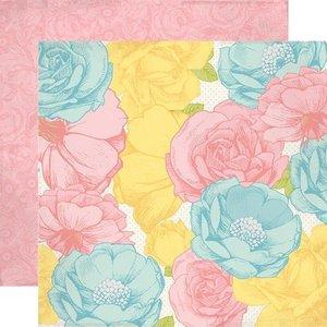 Designer Papier Scrapbooking: 30,5 x 30,5 cm Papier Designer papir 30,5 x30, 5cm