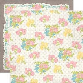 Designer Papier Scrapbooking: 30,5 x 30,5 cm Papier Designer paper 30,5 x30, 5cm