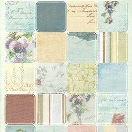 Embellishments / Verzierungen Paper Tag, Scena 08