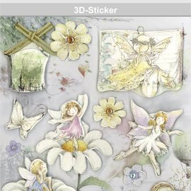 Sticker Adesivo 3D, motivo 118