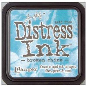 "Tim Holtz Distress Ink ""broken china"""