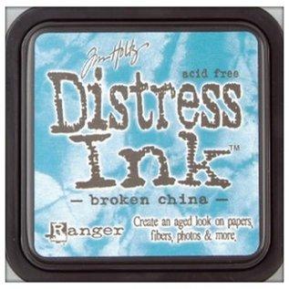 "Tim Holtz Stempelkissen Distress Ink ""broken china"""
