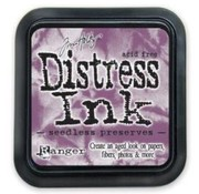 "Tim Holtz Rilievo bollo ""Distress Ink"""