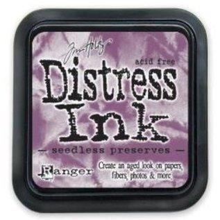 """Tim Holtz Stempelkussen """"Distress Ink"""" Seedless Domeinen."""