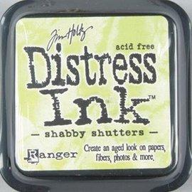 Tim Holtz Encres Distress Ink.