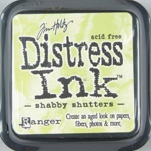 Tim Holtz Encres Distress Ink.