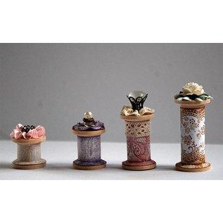 Objekten zum Dekorieren / objects for decorating Nostalgisch coils