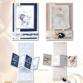 BASTELSETS / CRAFT KITS Notecards de la boda Set