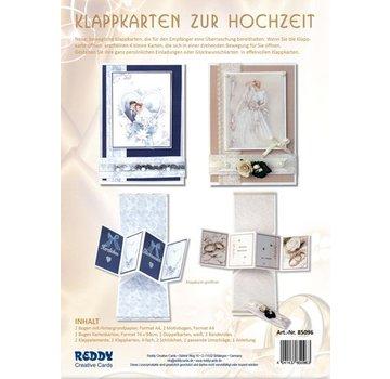 BASTELSETS / CRAFT KITS Notecards sæt Wedding