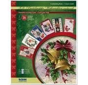 REDDY Ambachtelijke portemonnee Kerstkaarten