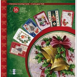 REDDY Craft portefeuille Cartes de Noël