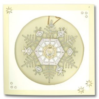 Bücher, Zeitschriften und CD / Magazines A5 arbeidsbok: Transparent Glitter Stickers