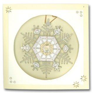 Bücher, Zeitschriften und CD / Magazines A5 Werkboek: Transparent Glitter Stickers