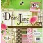 """DCWV und Sugar Plum Ontwerper Block, """"Dear Jane"""""""