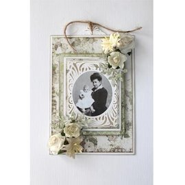 Joy!Crafts / Jeanine´s Art, Hobby Solutions Dies /  Stamping templates: Vintage frame