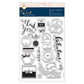 Forever Friends A5 Transparent stamp collection Forever Friends