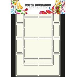 Dutch DooBaDoo A4 plastic masker