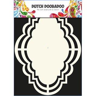 Dutch DooBaDoo A5 Plastik Schablone