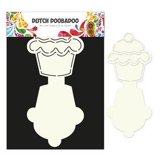 Dutch DooBaDoo maschera di plastica A4