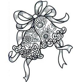 CREATIVE EXPRESSIONS und COUTURE CREATIONS sellos de goma, campanas
