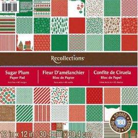 DCWV und Sugar Plum Designer Block, 30,5 x 30,5 cm