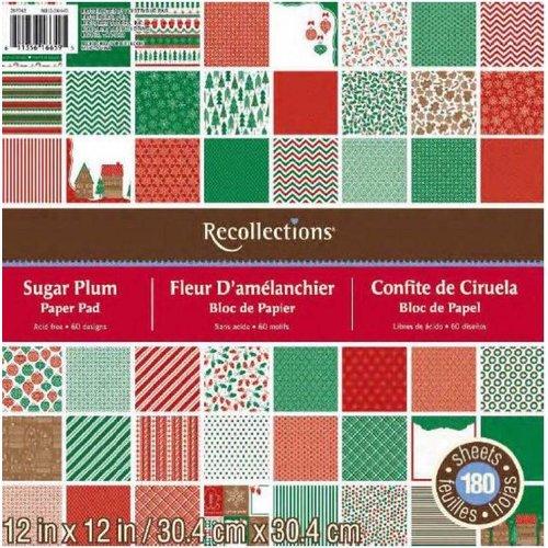 DCWV und Sugar Plum Designer Block, 30.5 x 30.5 cm