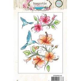 Studio Light sellos transparentes, verano romántico