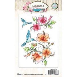Studio Light Transparent stamps, Romantic summer