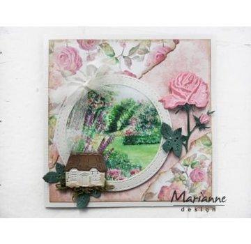 Marianne Design Punzonatura giga di Tiny Cottages