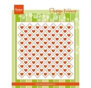 Marianne Design Prägefolder: Sweethearts, Herzen