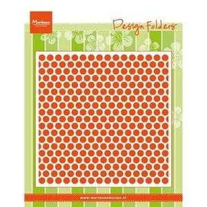 Marianne Design Prægning mapper: Sweethearts, punkter