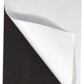 BASTELZUBEHÖR, WERKZEUG UND AUFBEWAHRUNG adesivo scheda magnetica