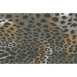 FILZ / FELT / FEUTRE Feutre de forme, léopard