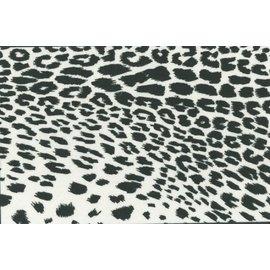 FILZ / FELT / FEUTRE Formfelt, Snow Leopard