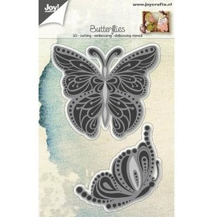 Joy!Crafts / Jeanine´s Art, Hobby Solutions Dies /  Stanzschablone: Cutting, Embossing & Debossing