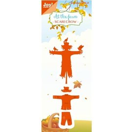 Joy!Crafts / Jeanine´s Art, Hobby Solutions Dies /  Cutting dies: Scarecrow